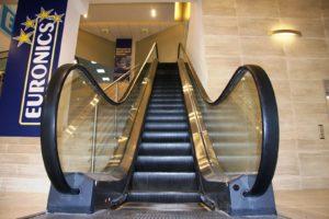 Manutenzione scale mobili