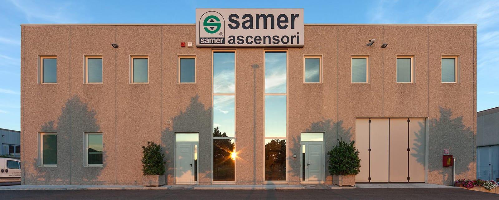 Certificazioni | Samer Ascensori, Perugia - Umbria